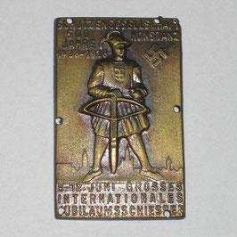 500 Jahre Schützengesellschaft Konstanz 1938 Tinnie