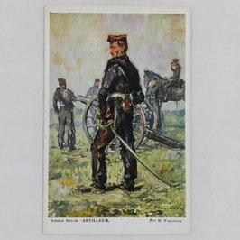 Armee Belge - Artilleur