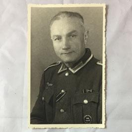 Duits onderofficier - veteraan van WO1