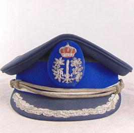 Belgische gemeentepolitie - Officier - kepie
