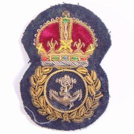 British Army - Royal Navy Chief Petty Officer's Cap Badge