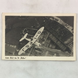 German postcard 'Focke Wulf Fw 56 Stösser'