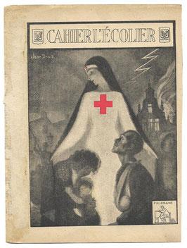 Rode Kruis / Croix Rouge - Chahier L'écolier N°66