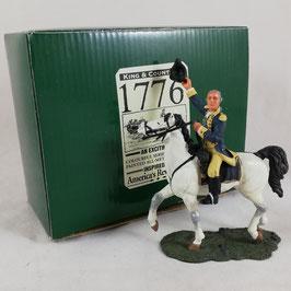 King & Country - George Washington on Horseback