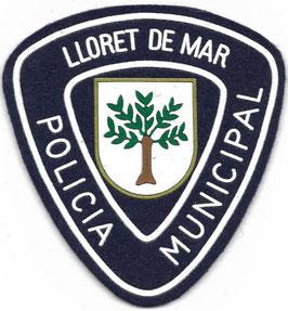 Policia Municipal - Lloret de Mar - patch