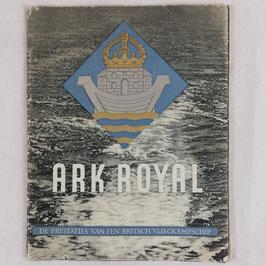 Ark Royal - de prestaties van een Britsch vliegkampschip - 1943