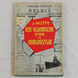 Een Vlaamsche stem in Oorlogstijd - 1944