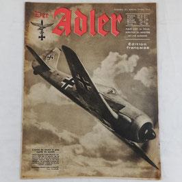 Der Adler N°10 19-5-1942
