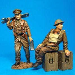 """Medium Mark A,  Whippet Tank,  """"Musical Box,"""" A/6 344, W.J Carnie & C. Ribbans"""