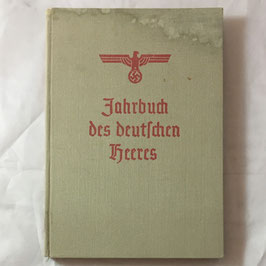 Jahrbuch des deutschen Heeres - 1939