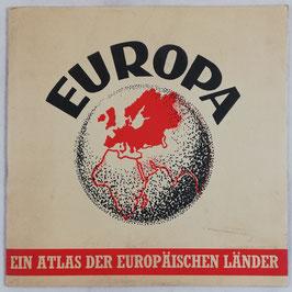 Europa - Ein Atlas der europäischen Länder