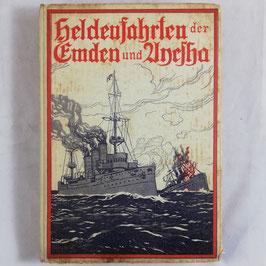 Heldenfahrten der Emden und Ayesha - 1915