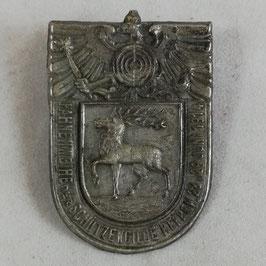 Fahnenweihe der Schützengilde Reppen 28. u. 29. Juni 1914