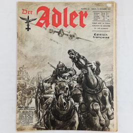 Der Adler N°25 16-12-1941
