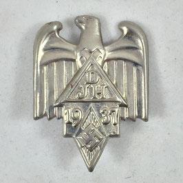 Deutsches Jugendherbergswerk 1937 Tinnie