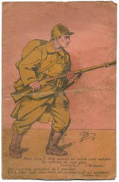 Patriottisch liederenbundel - 1919