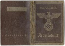 Deutsches Reich - Arbeitsbuch