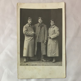 Three german soldiers