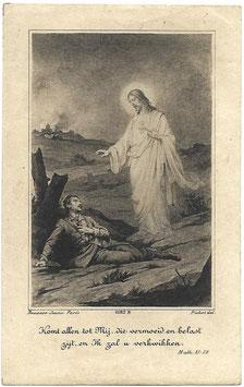 Bidprent - 1917