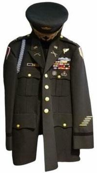 US Army - Uniform - Kolonel