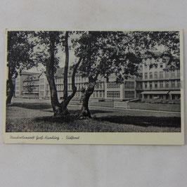 German postcard 'Standortlazarett Groß-Hamburg - Südfront'