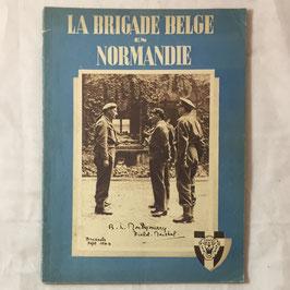 La brigade belge en Normandie