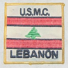 U.S.M.C. Lebanon Patch