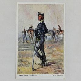Armee Belge - Lancier