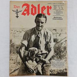 Der Adler N°21 20-10-1942