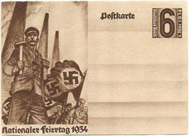 'Nationaler Feiertag - 1934'