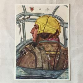 Unsere Luftwaffe - W. Willrich - Hauptmann Falck Staffelkapitän einer erfolgreichen Jagdstaffel