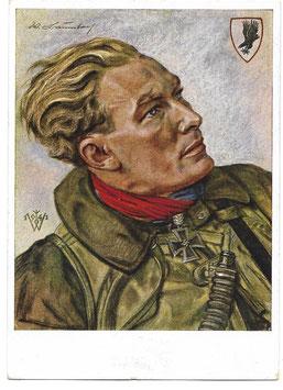 'Hauptmann Baumbach' - W. Willrich