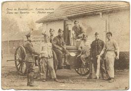 Kamp van Beverloo - Keuken wagen