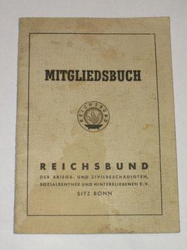Mitgliedsbuch