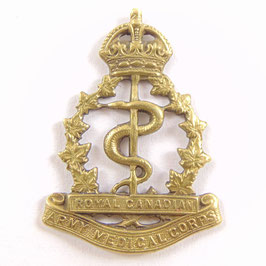Canadian Army - Royal Canadian Army Medical Corps