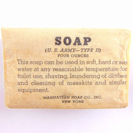 US Army - Soap (Type II)
