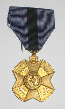Bronze Medal in the Order of Leopold II