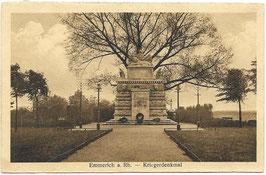 Emmerich am Rhein - Kriegerdenkmal