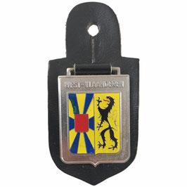 Belgische politie - 'West-Vlaanderen' - borsthanger