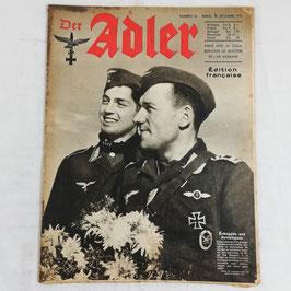Der Adler N°26 30-12-1941