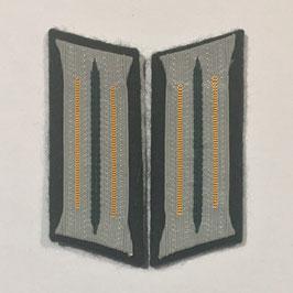 Wehrmacht Kragenspiegel Nachrichtentruppe