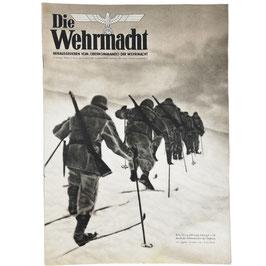 Die Wehrmacht - 1942 6. Jahrgang Nr. 2