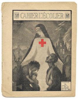 Rode Kruis / Croix Rouge - Chahier L'écolier N°65