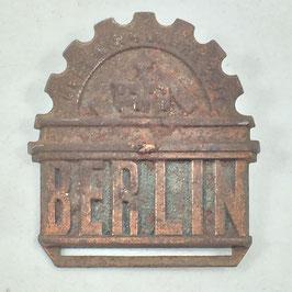 'Gibt mir 4 Jahre Zeit - Berlin' Tinnie