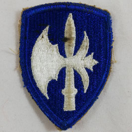 United States Army 65th Infantry Division (Battle Axe Division)