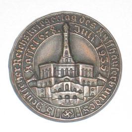 5. Deutscher Reichskriegertag des Kyffhäuserbundes  Tinnie