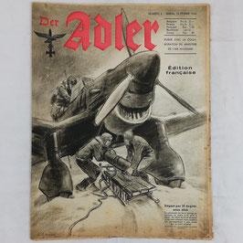 Der Adler N°3 10-2-1942