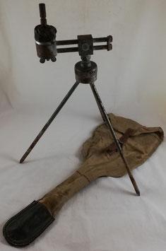 Wehrmacht - statief voor kijker met bijhorende draagtas