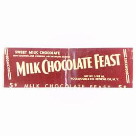 Milk Chocolate Feast - verpakking