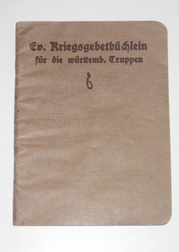 German Prayerbook 1916